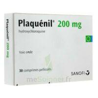 PLAQUENIL 200 mg, comprimé pelliculé à UGINE