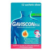 GAVISCONELL Suspension buvable sachet-dose menthe sans sucre 12Sach/10ml à UGINE