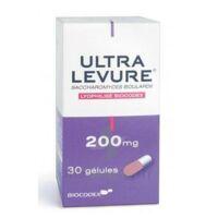 ULTRA-LEVURE 200 mg Gélules Fl/30 à UGINE