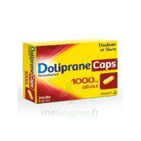 DOLIPRANECAPS 1000 mg Gélules Plq/8 à UGINE