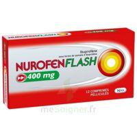 NUROFENFLASH 400 mg Comprimés pelliculés Plq/12 à UGINE