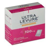 Ultra-levure 100 Mg Poudre Pour Suspension Buvable En Sachet B/20 à UGINE