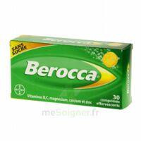 Berocca Comprimés effervescents sans sucre T/30 à UGINE