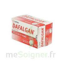 DAFALGAN 1000 mg Comprimés effervescents B/8 à UGINE