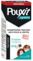 Pouxit Shampoo Shampooing Traitant Antipoux Fl/200ml+peigne à UGINE