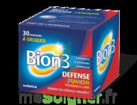 Bion 3 Défense Junior Comprimés à croquer framboise B/30 à UGINE