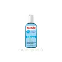 Baccide Gel mains désinfectant sans rinçage 75ml à UGINE