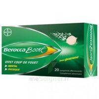 Beroccaboost Comprimés effervescents B/20 à UGINE