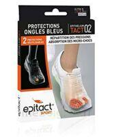 EPITACT SPORT PROTECTIONS ONGLES BLEUS EPITHELIUMTACT 02, Xlarge à UGINE