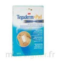 Tegaderm + Pad, 5 Cm X 7 Cm , Bt 10 à UGINE