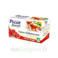 Picot Maman Tisane d'allaitement Fruits rouges 20 Sachets à UGINE