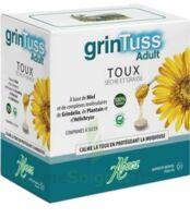 Grintuss Adulte Comprimé toux sèche et grasse B/20 à UGINE