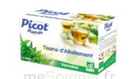 Picot Maman Tisane D'allaitement Verveine 20 Sachets à UGINE