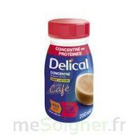 Delical Boisson Hp Hc Concentree Nutriment Café 4bouteilles/200ml à UGINE