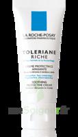 Toleriane Crème riche peau intolérante sèche 40ml à UGINE