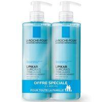 Lipikar Savon liquide surgras peau sèche et très sèche 2*400ml à UGINE