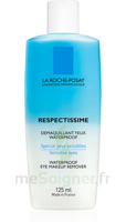 Respectissime Lotion waterproof démaquillant yeux 125ml à UGINE