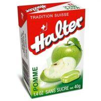 Halter Sans Sucre Bonbon Pomme B/40g à UGINE