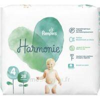 Pampers Harmonie Couche T4 géant paquet/28 à UGINE