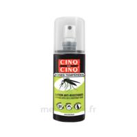 Cinq sur Cinq Zones Tempérées Lotion anti-moustique 100ml à UGINE