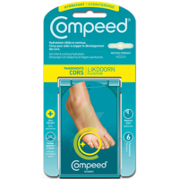 Compeed Soin Du Pied Pansements Hydratant Cors B/6 à UGINE