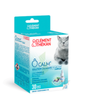 Clément Thékan Ocalm phéromone Recharge liquide chat Fl/44ml à UGINE