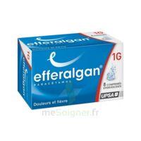 EFFERALGANMED 1 g Cpr eff T/8 à UGINE