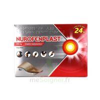 Nurofenplast 200 Mg Emplâtre Médic 4sach à UGINE