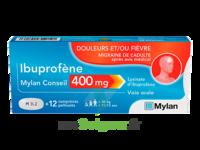 Ibuprofene Mylan Conseil 400mg, Comprimés Pelliculés à UGINE