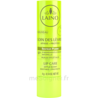 Laino Stick Soin Des Lèvres Pomme 4g à UGINE