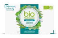 Nutrisanté Infusions Bio Respiratoire 20 Sachets à UGINE