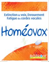 Boiron Homéovox Comprimés à UGINE