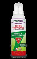 Paranix Moustiques Lotion Zones Tropicales Aérosol/125ml