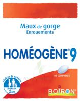 Boiron Homéogène 9 Comprimés à UGINE