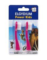 Elgydium Recharge Pour Brosse à Dents électrique Age De Glace Power Kids à UGINE
