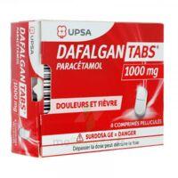 Dafalgantabs 1 G Cpr Pell Plq/8 à UGINE