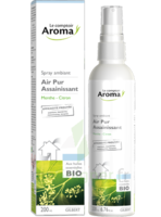 Air Pur Spray Ambiant Assainissant Menthe-citron Spray/200ml à UGINE
